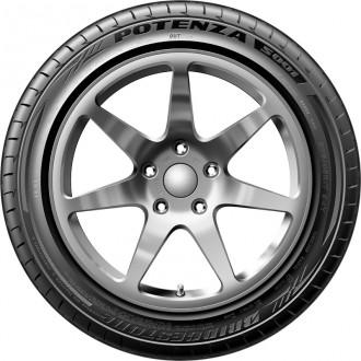 Seitenansicht des Bridgestone Potenza S001