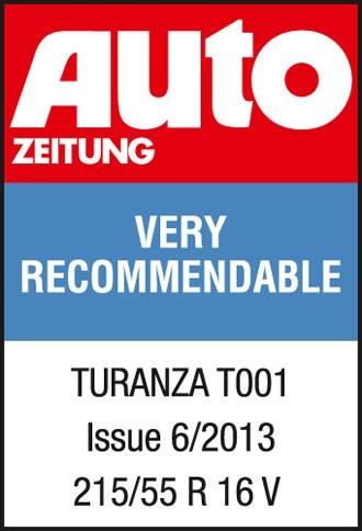 Test der Auto Zeitung: Sehr empfehlenswert