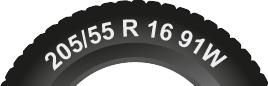 Erklärung zu den Reifen-Werten